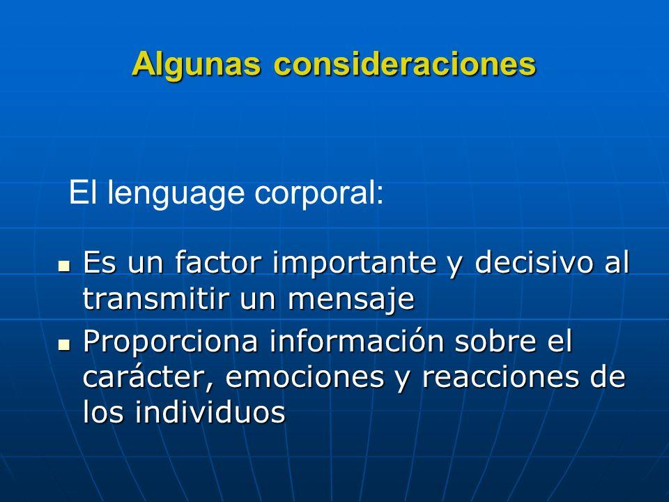 Definición El lenguaje corporal es aquel que se transmite a través de gestos y posturas