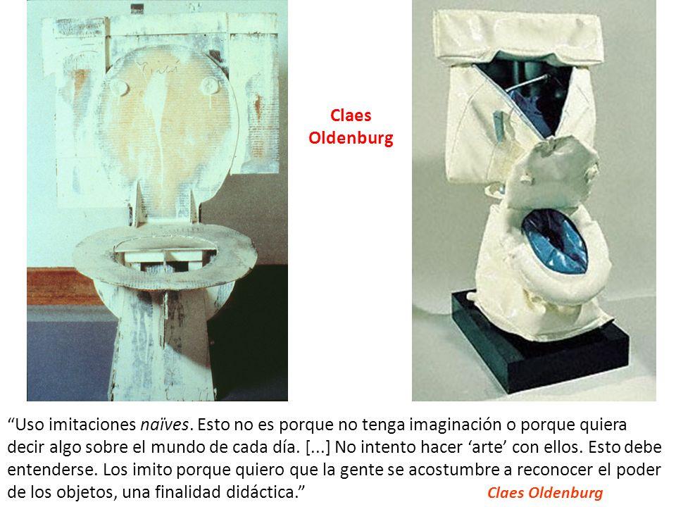 Jeff KOONS (N.Y., 1955) NEO POP He trabajado con objetos que algunas veces han sido calificados de kitsch, sin embargo nunca me ha interesado en sí lo kitsch.