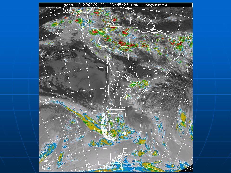Imágenes de Satelite Copyright ©2000. Servicio Meteorológico Nacional. Prohibida la reproducción total o parcial sin autorización 25 de mayo 658. Buen