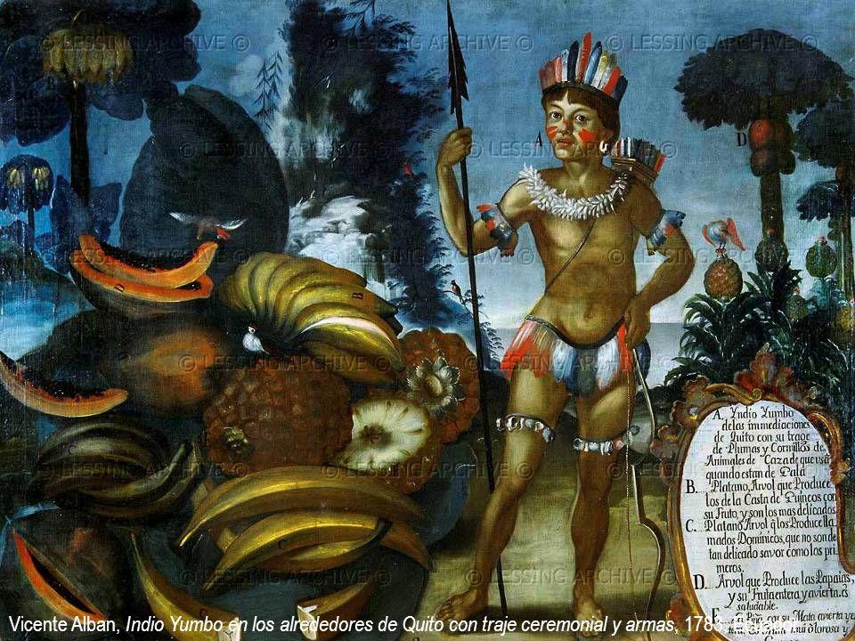 Virgen de tránsito, Ecuador Caspicara, Niño Jesús, Ecuador Bernardo de Legarda. Tríptico de la Inmaculada Concepción,Ecuador Gregorio Vásquez de Arce