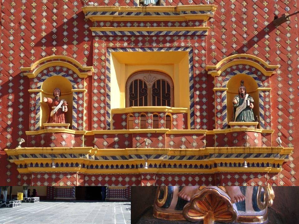 MÉXICO Santa María de Tonantzitla, Puebla, s. XVI-XIX