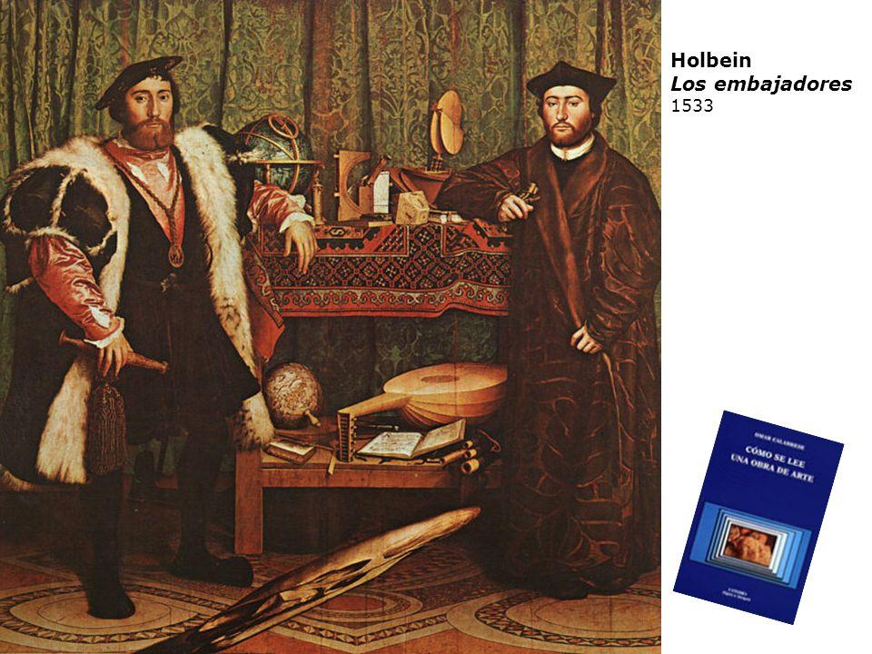 Holbein Los embajadores 1533