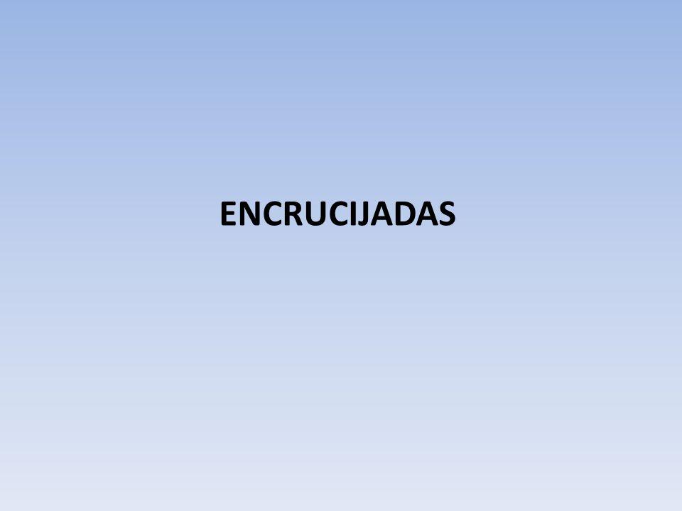 ENCRUCIJADAS