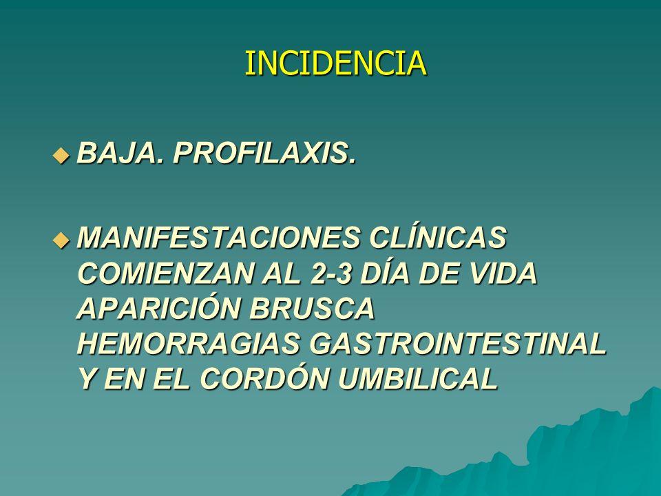 DIAGNÓSTICO Y TRATAMIENTO DIAGNÓSTICO Y TRATAMIENTO TP, APTT, ALTERADOS.