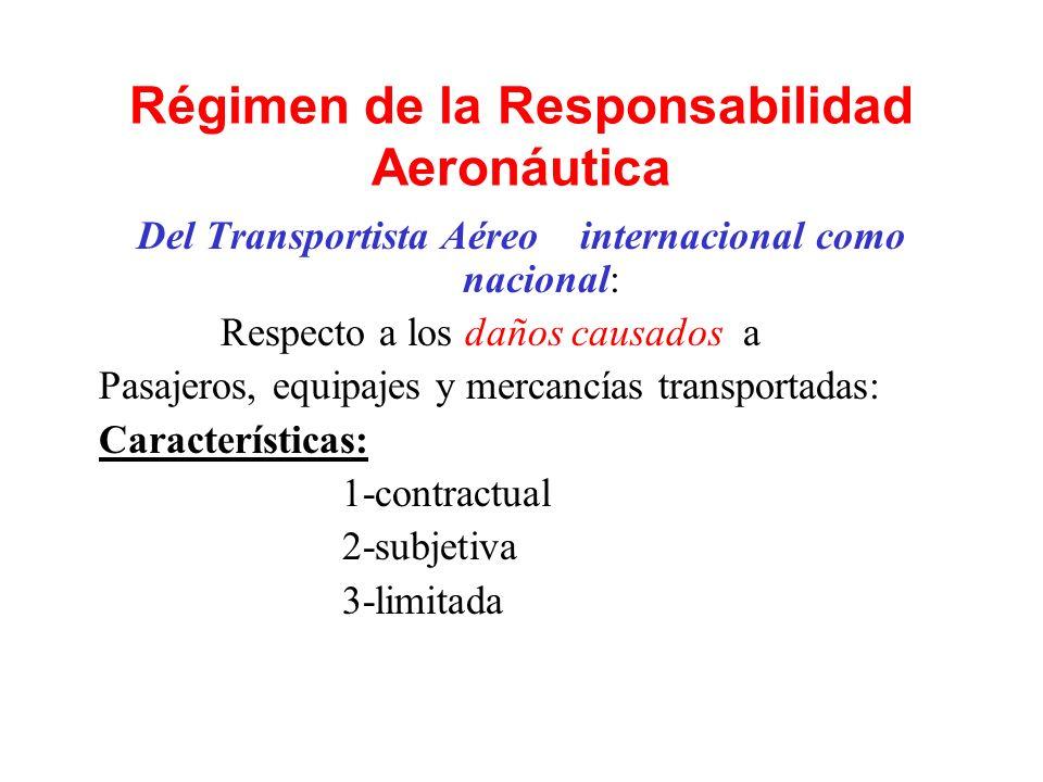El contrato de transporte aéreo Concepto: hay contrato de transporte aéreo cuando una parte se obliga a trasladar a personas o cosas, de un lugar a ot