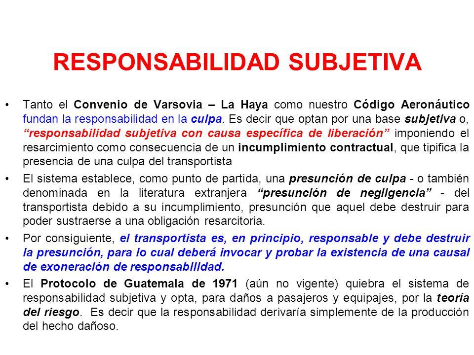 Toda responsabilidad contractual se origina por el incumplimiento o el cumplimiento defectuoso de las obligaciones creadas por una convención. Por lo