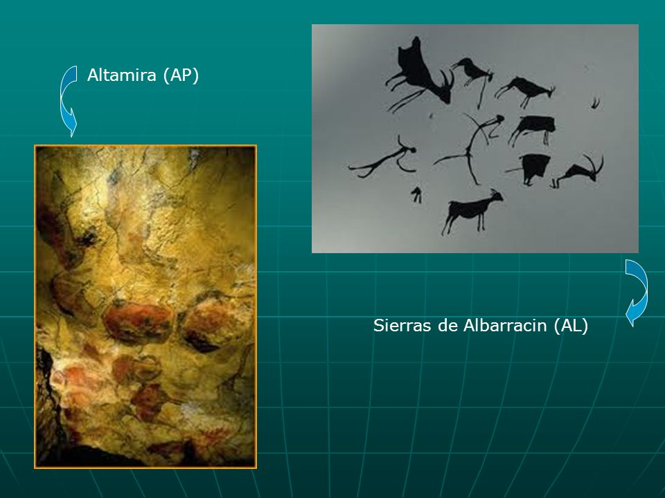 Altamira (AP) Sierras de Albarracin (AL)