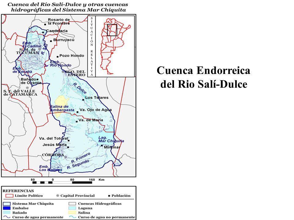 Cuenca Endorreica del Rio Salí-Dulce