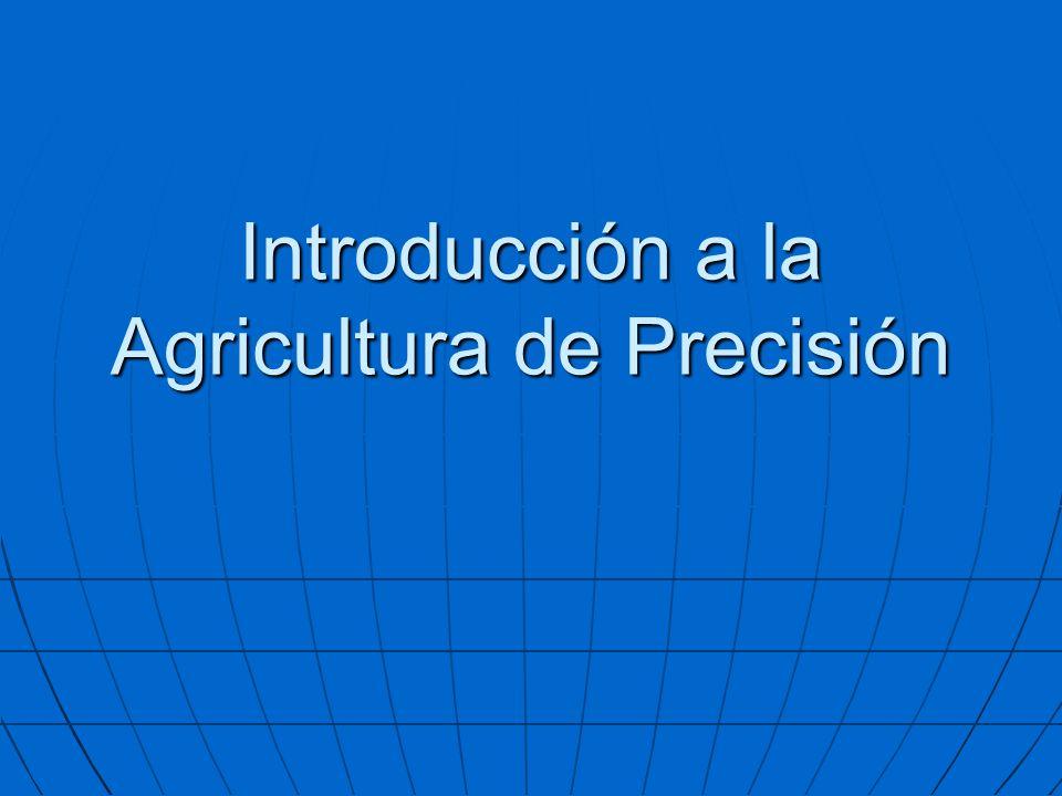Introducción La Agricultura Mundial tiene el desafío constante de aumentar la producción en respuesta a la creciente demanda de la población La Agricultura Mundial tiene el desafío constante de aumentar la producción en respuesta a la creciente demanda de la población