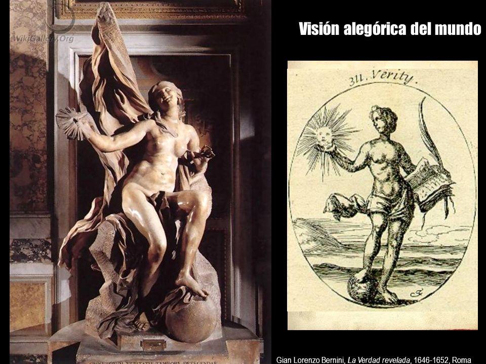El naturalismo del siglo XVII está indisociablemente unido a una visión metafísica del mundo. Esta es la razón de que los objetos familiares de la rea