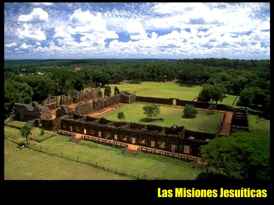 Las Misiones Jesuíticas