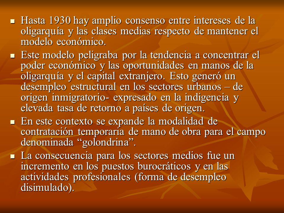 Reforma Universitaria Una de las manifestaciones de la creciente urbanización latinoamericana y del ascenso social que la acompañaba, se podía observar en las universidades, cuyas matrículas se incrementaban de año en año.