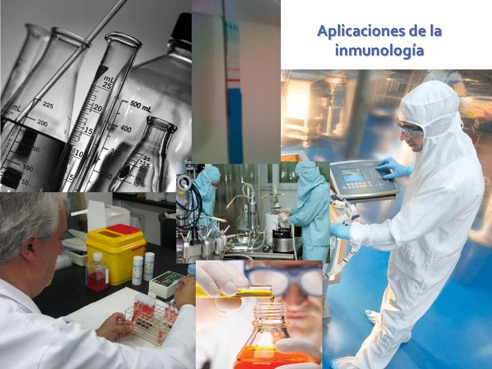 Aplicaciones de la inmunología