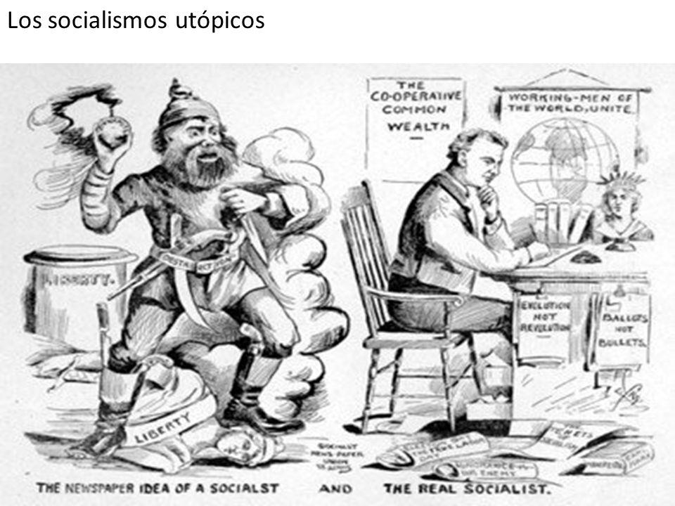 Los socialismos utópicos