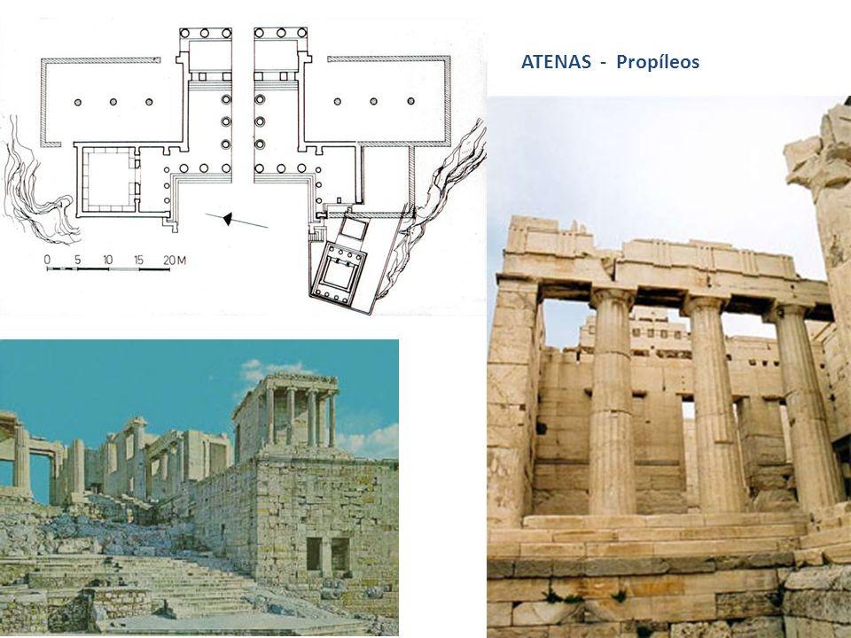 ATENAS - Propíleos