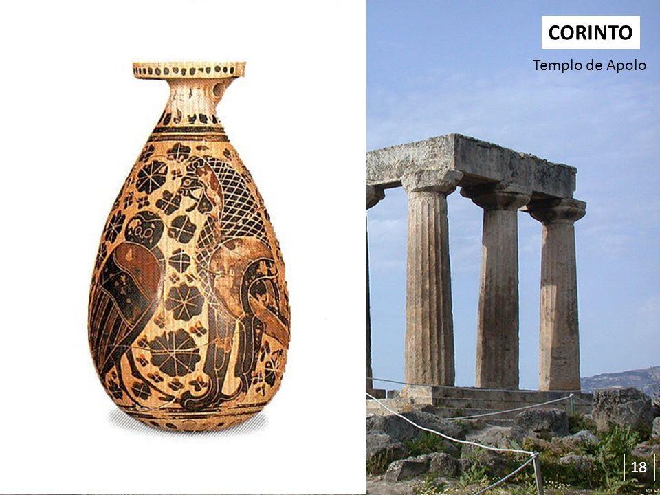 CORINTO 18 Templo de Apolo