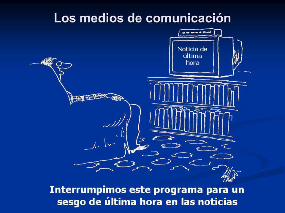 Objetivo Proveer instrumentos e información para entender el funcionamiento de los medios de comunicación y ayudar a preparar interacciones y entrevistas con los medios