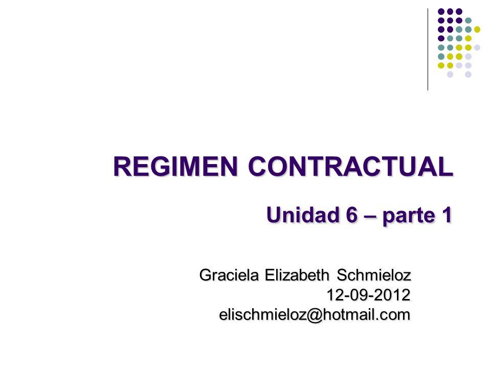 ¿Como incide el Derecho del Consumidor en la teoría general del contrato.
