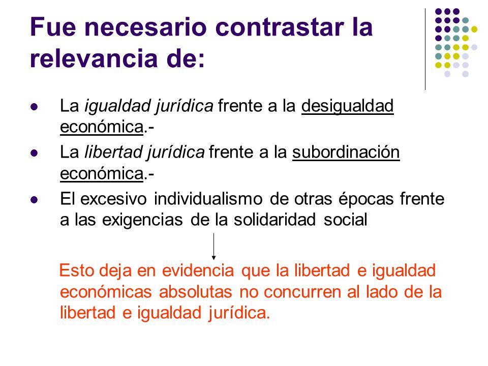 Autonomía de la Voluntad y Orden Publico: Desde siempre la autonomía de la voluntad ha estado subordinada a las normas imperativas de orden público.
