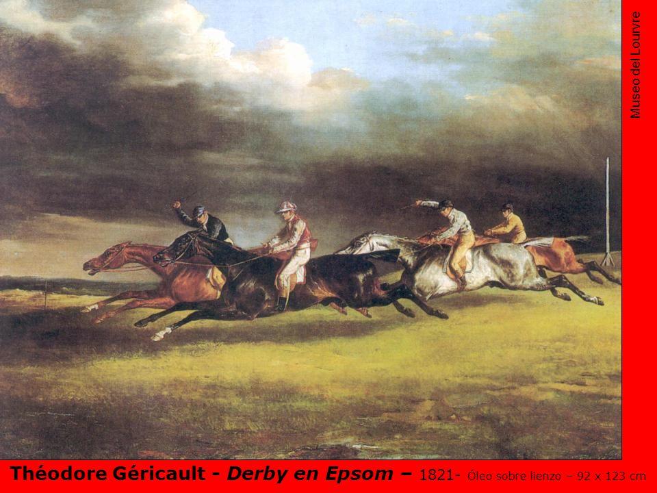 Eugenio Delacroix La muerte de Sardanápalo 1827-1828 Decir romanticismo es decir arte moderno: o sea intimidad, espiritualidad, color, ansia de infinitud, expresados por todos los medios que el arte tiene a su alcance.