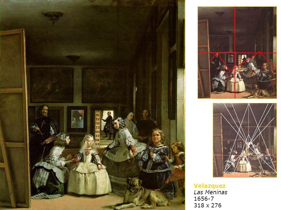 Velazquez Las Meninas 1656-7 318 x 276