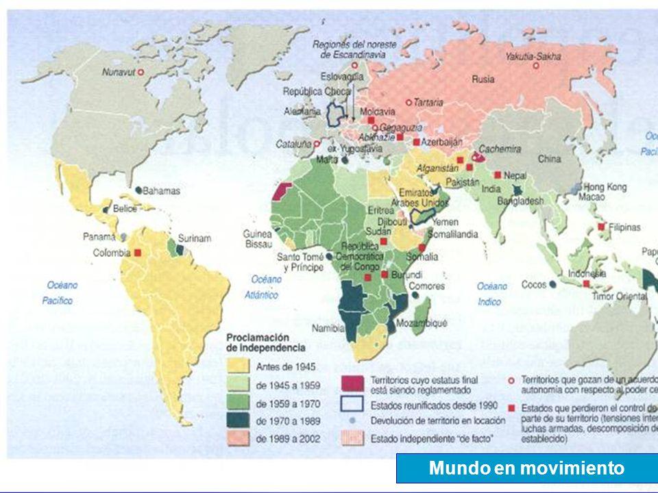 Mundo en movimiento