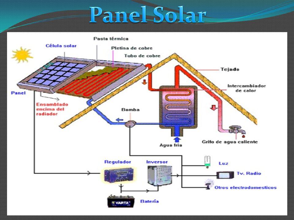 Los paneles solares funcionan de la siguiente manera: los rayos solares impactan sobre la superficie del panel, penetrando es este y siendo absorbidos por materiales semiconductores, como el Silicio o el arseniuro de galio.