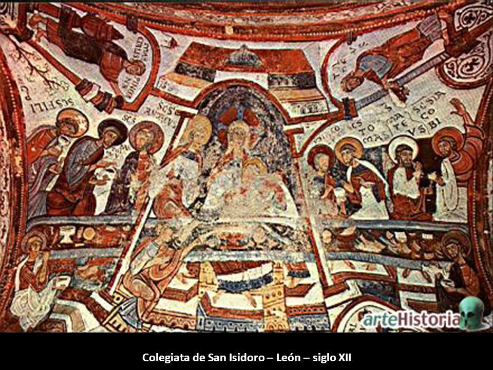 Colegiata de San Isidoro – León – siglo XII