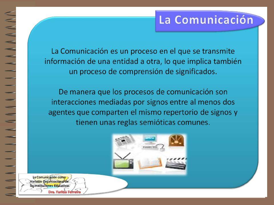 ACERCA DE LA COMUNICACION