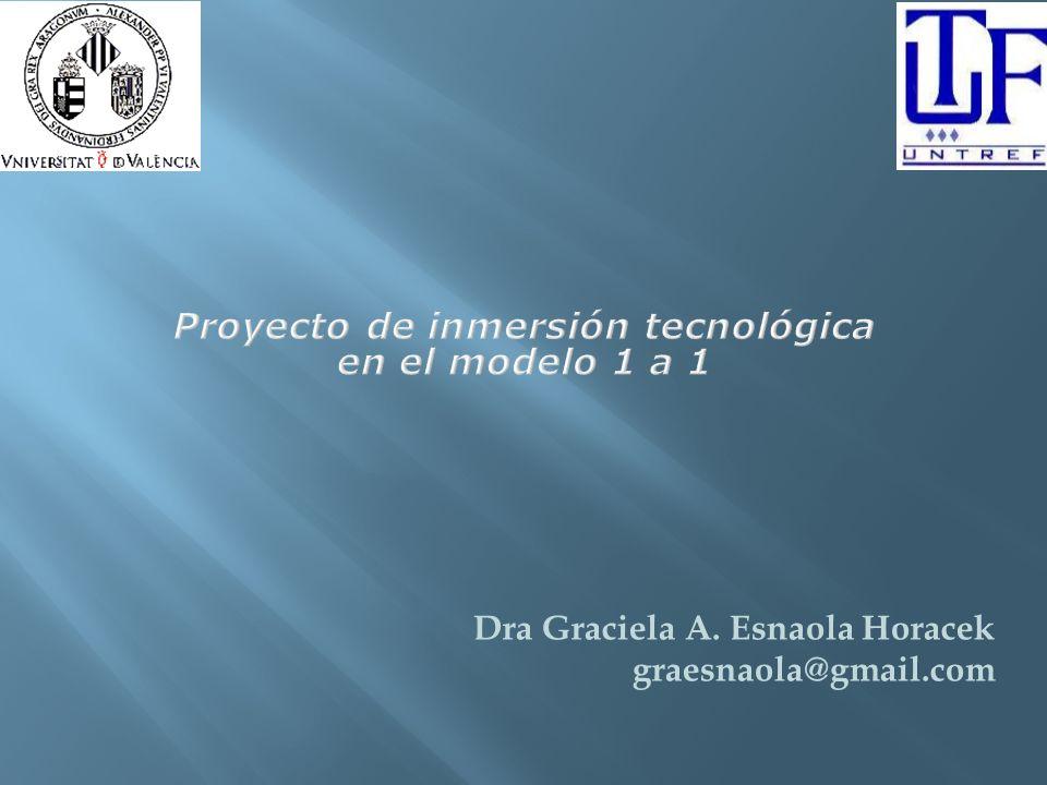 Dra Graciela A. Esnaola Horacek graesnaola@gmail.com