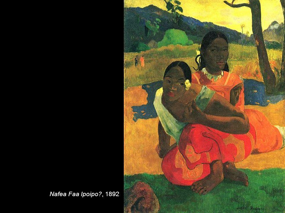 Nafea Faa Ipoipo?, 1892