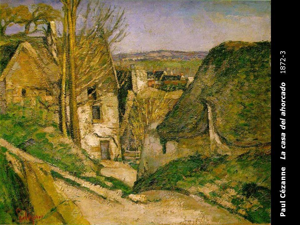He querido hacer del Impresionismo algo que fuese sólido y durable como el arte de los museos Bodegón con cortina 1895 Paul Cezanne 1839 - 1906