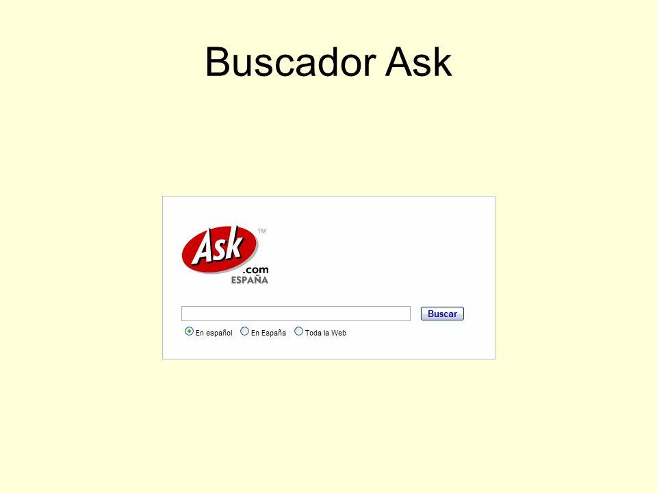 Buscador Ask