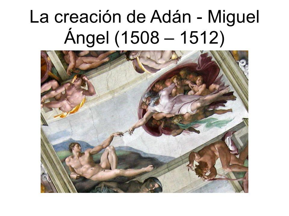 Detalle del Juicio Final Miguel Ángel