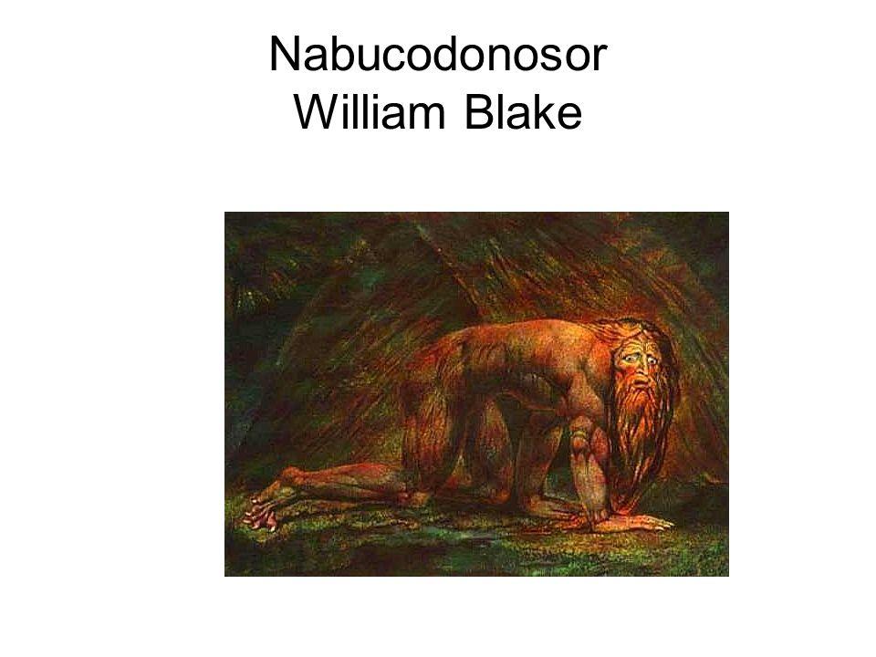 Nabucodonosor William Blake