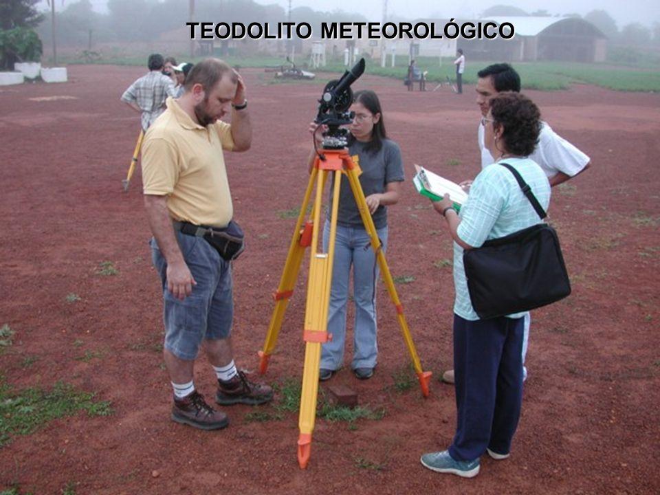 TEODOLITO METEOROLÓGICO