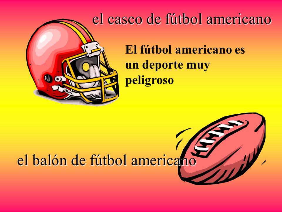el fútbol americano el jugador de fútbol americano