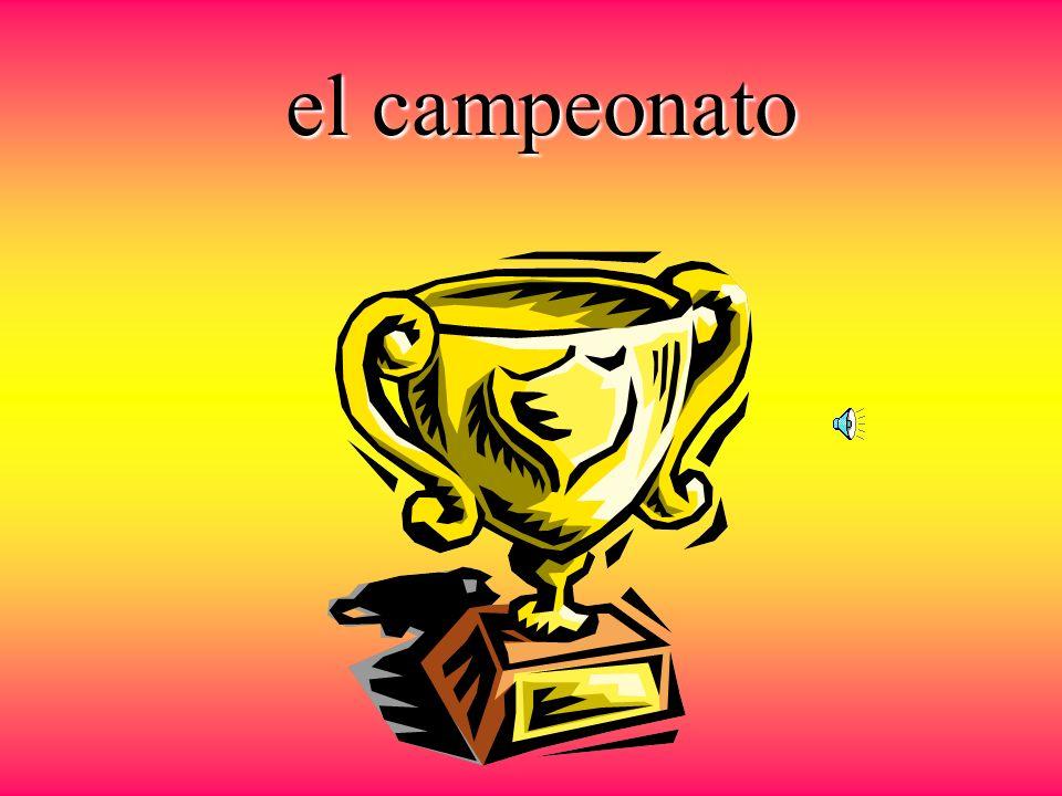 el campeón el campeón