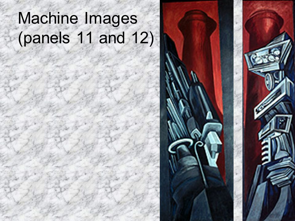 Machine Images (panels 11 and 12)