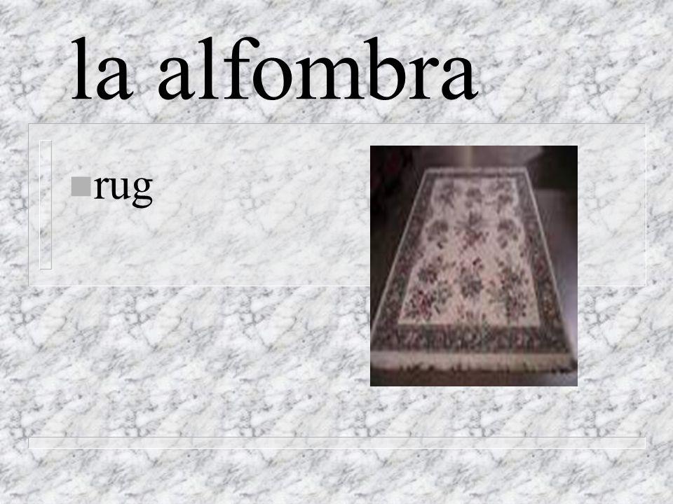 la alfombra n rug