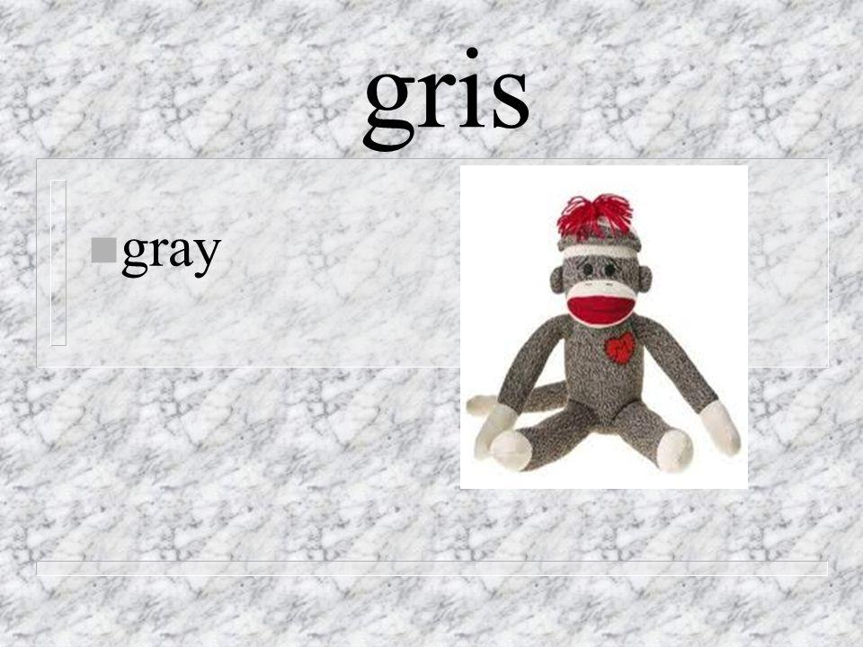 gris n gray