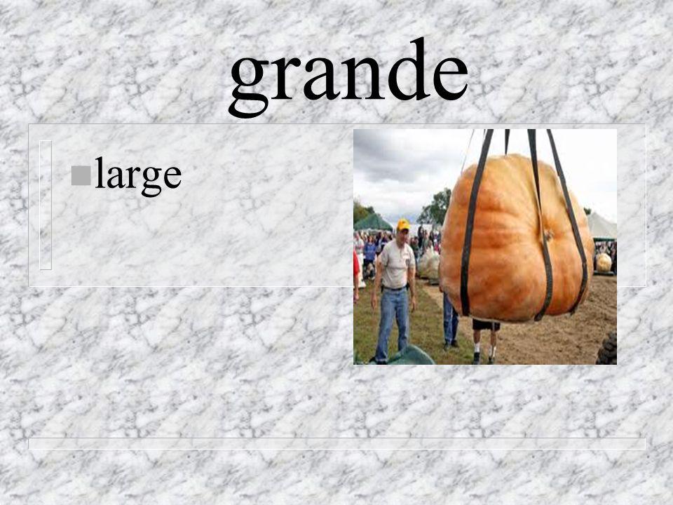 grande n large