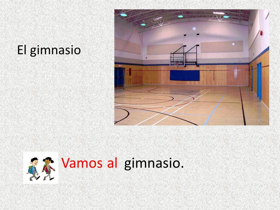 El gimnasio Vamos algimnasio.