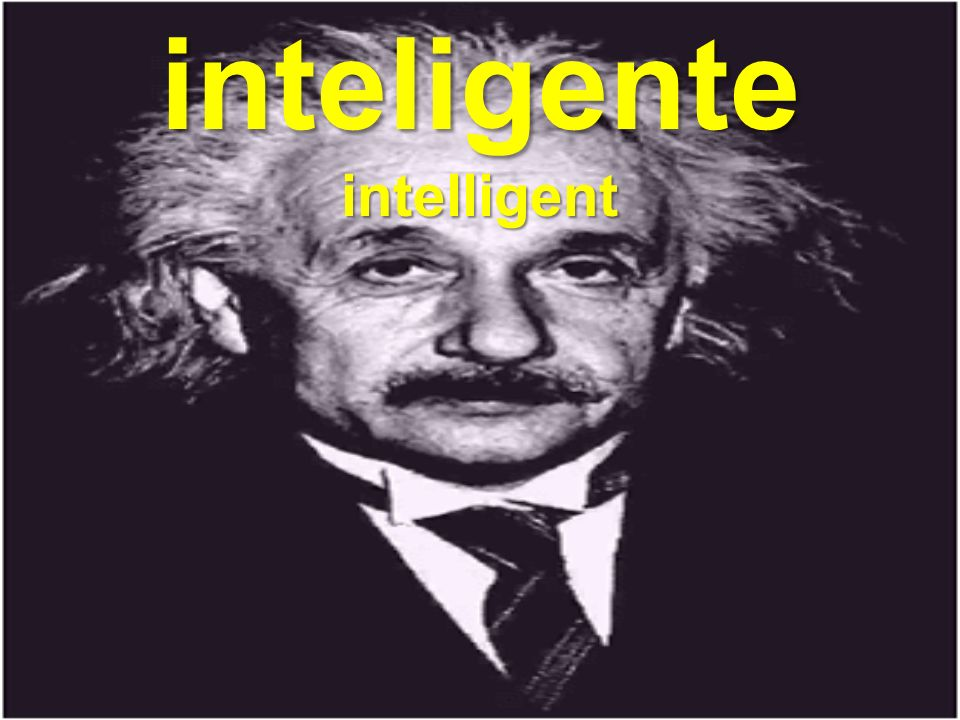 inteligenteintelligent
