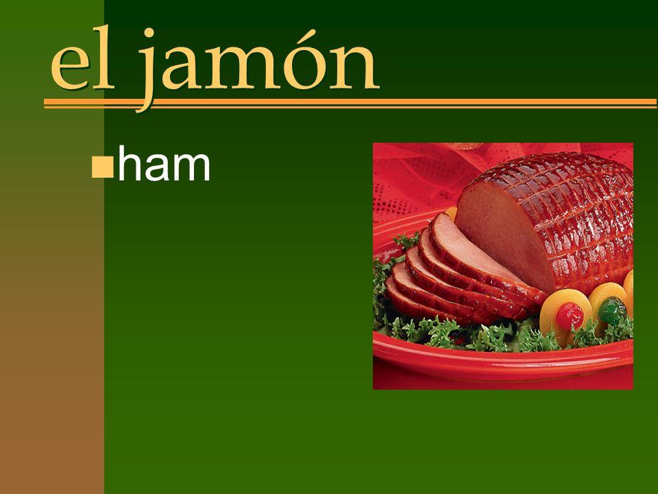 el jamón n ham