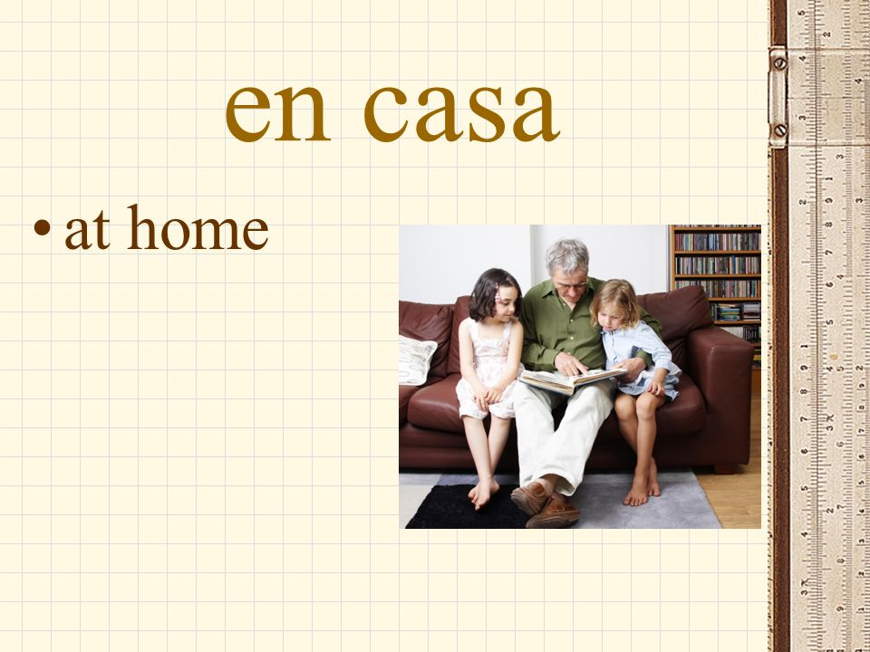 la casa home, house
