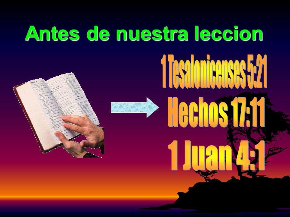 Primeramente observemos la preocupación de Dios por los perdidos!