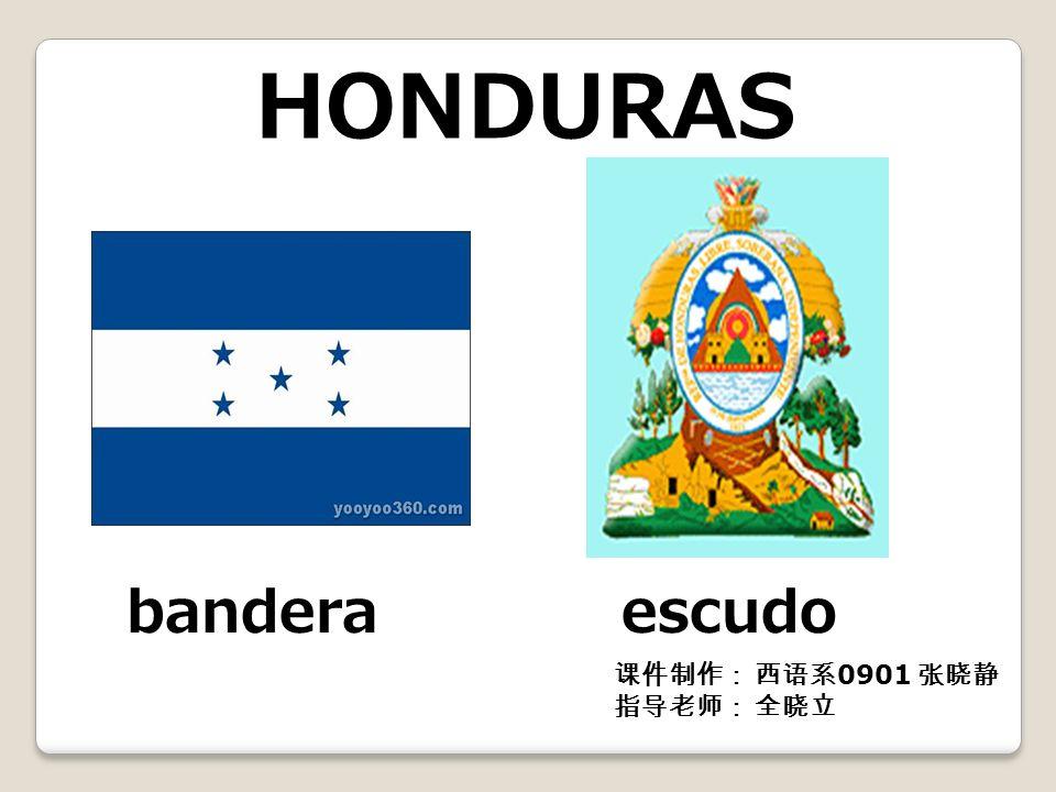 banderaescudo HONDURAS 0901
