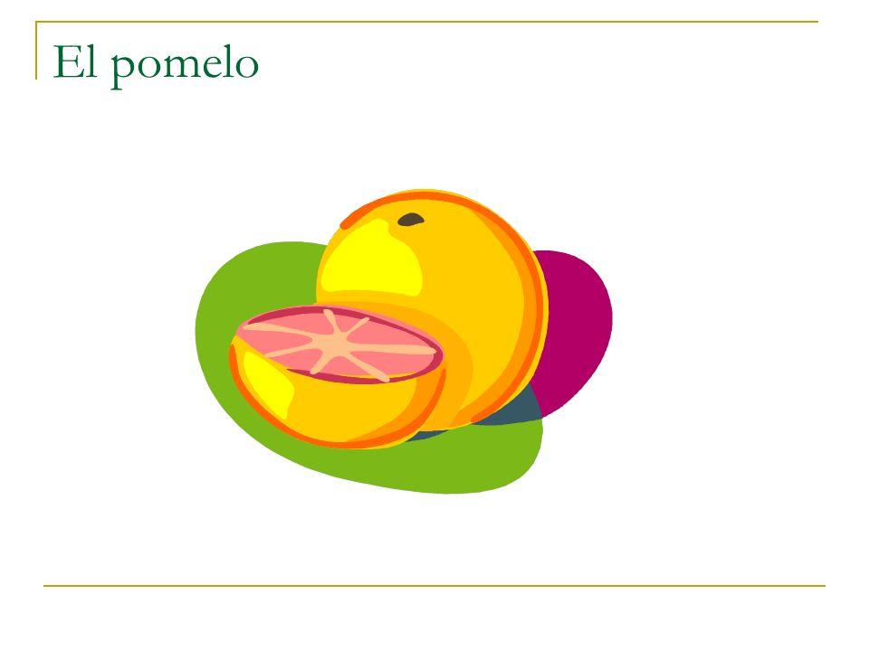 El pomelo