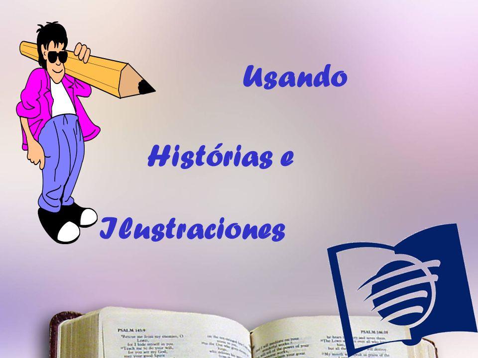 Usando Histórias e Ilustraciones